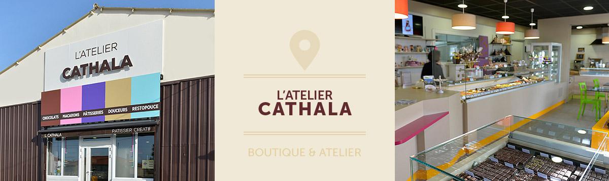 Boutique de L'Atelier Cathala à Niort