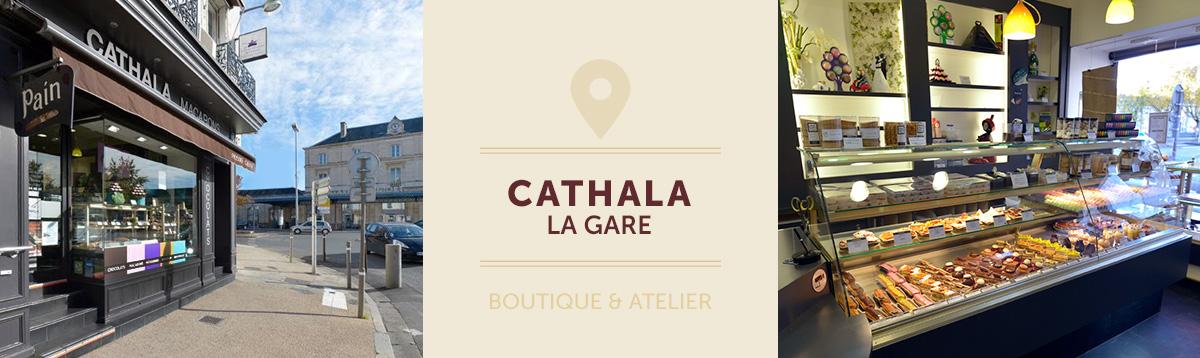 Boutique Cathala La Gare à Niort